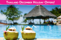 Thailand December Holiday Offers